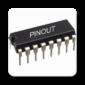 Electronic Component Pinouts Free-Logo