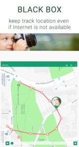 Family GPS tracker KidsControl-10