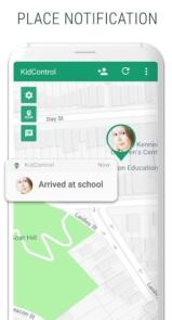 Family GPS tracker KidsControl-3
