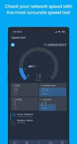 Internet SpeedTest & Indicator - 3G, 4G, 5G, Wi-Fi-2