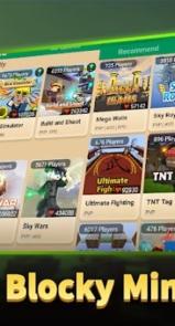 دانلود Blockman Go: Blocky Mods –بازی مرد بلوکی اندروید