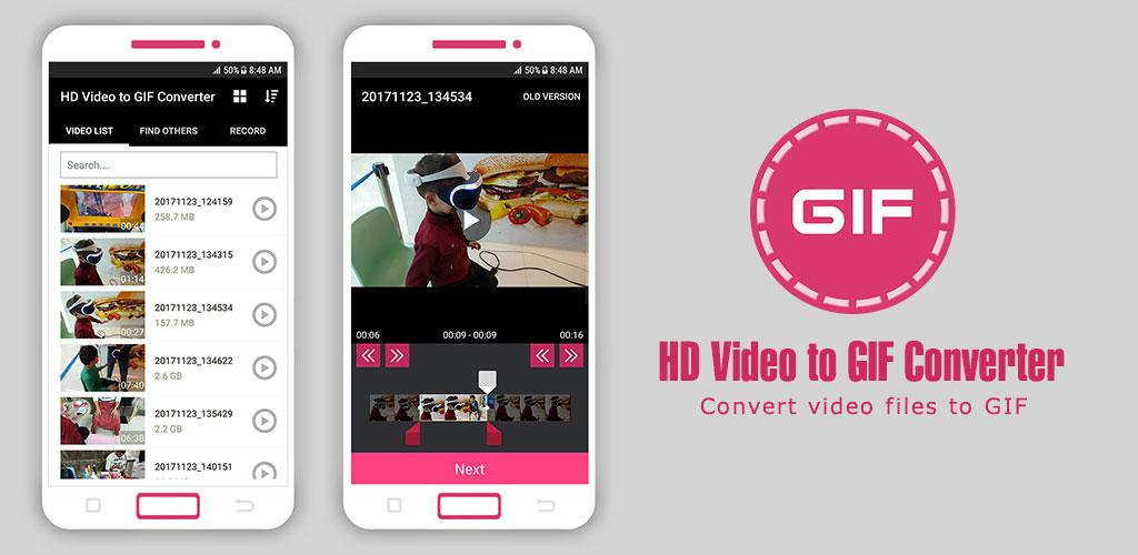 HD Video to GIF Converter-Cover