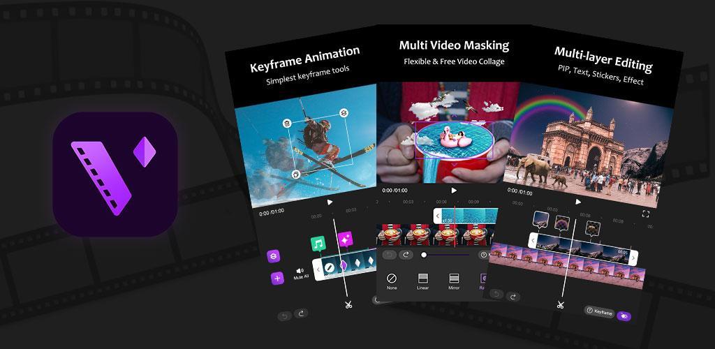 Motion Ninja - Pro Video Editor & Animation Maker-Cover