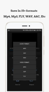 Mp3, MP4, WAV Audio Video Noise Reducer, Converter-6