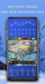 Weather Pro - The Most Accurate Weather App-3