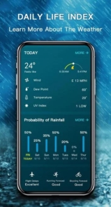 Weather Pro - The Most Accurate Weather App-7