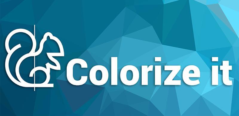 Colorize it-Cover