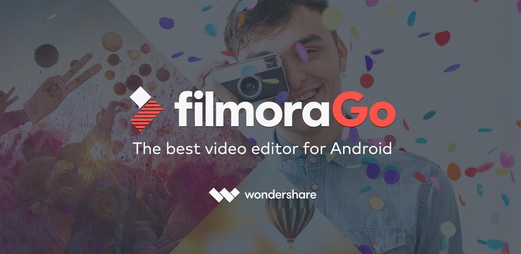FilmoraGo – Free Video Editor-Cover
