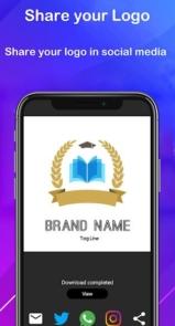 Logo maker 2020 3D logo designer, Logo Creator app-6