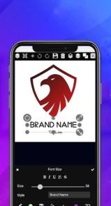Logo maker 2020 3D logo designer, Logo Creator app-8