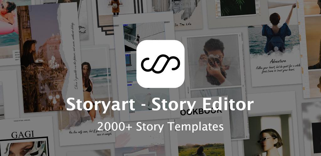 دانلود StoryArt - اپلیکیشن ویرایش استوری اینستاگرام برای اندروید