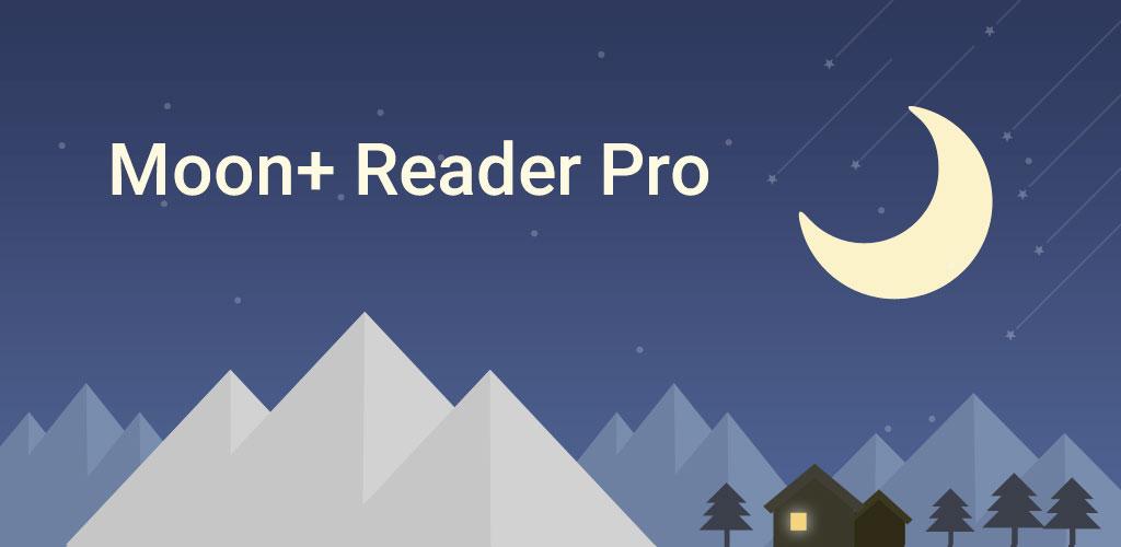 دانلود آخرین نسخه Moon+ Reader Pro - برنامه کتابخوان مون ریدر اندروید