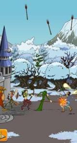 دانلود Age of War 2 – بازی عصر جنگ اندروید + مود