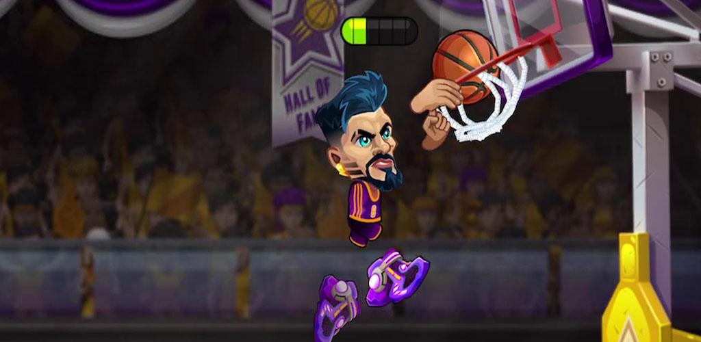 دانلود Basketball Arena – بازی بسکتبال آرنا اندروید + مود