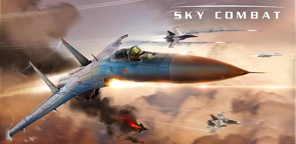 دانلودSky Combat –بازی نبرد در آسمان اندروید + مود