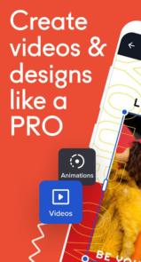 دانلود Crello - اپلیکیشن ساخت ویدئوهای تبلیغاتی حرفه ای در اندروید