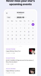 دانلود V LIVE – اپلیکیشن اجراهای زنده وی لایو برای اندروید