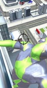 دانلودRope Frog Ninja Hero – بازی نینجای قورباغه ای اندروید + مود