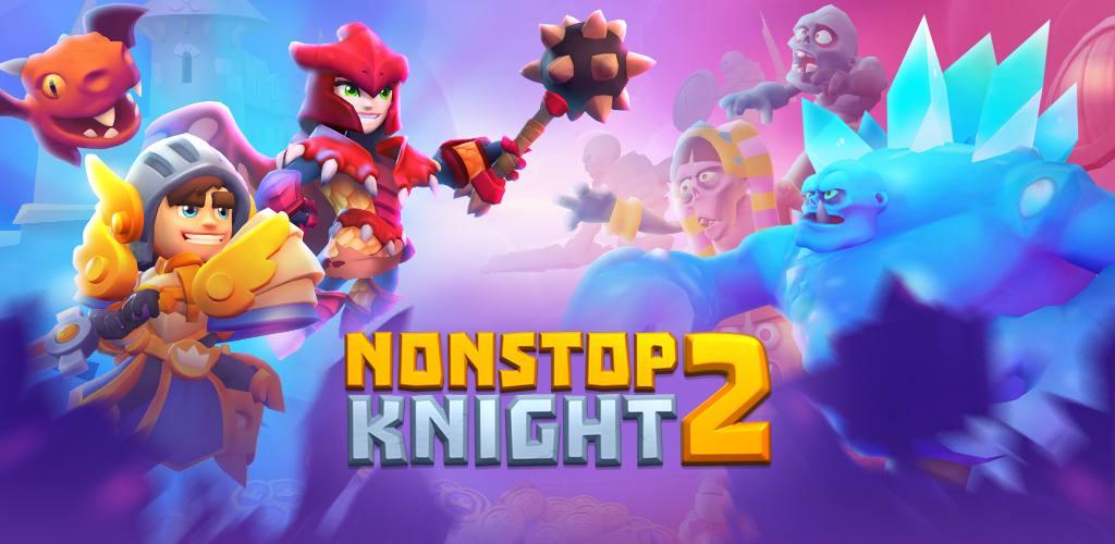 دانلود Nonstop Knight 2 – بازی شوالیه خستگی ناپذیر 2 اندروید + مود