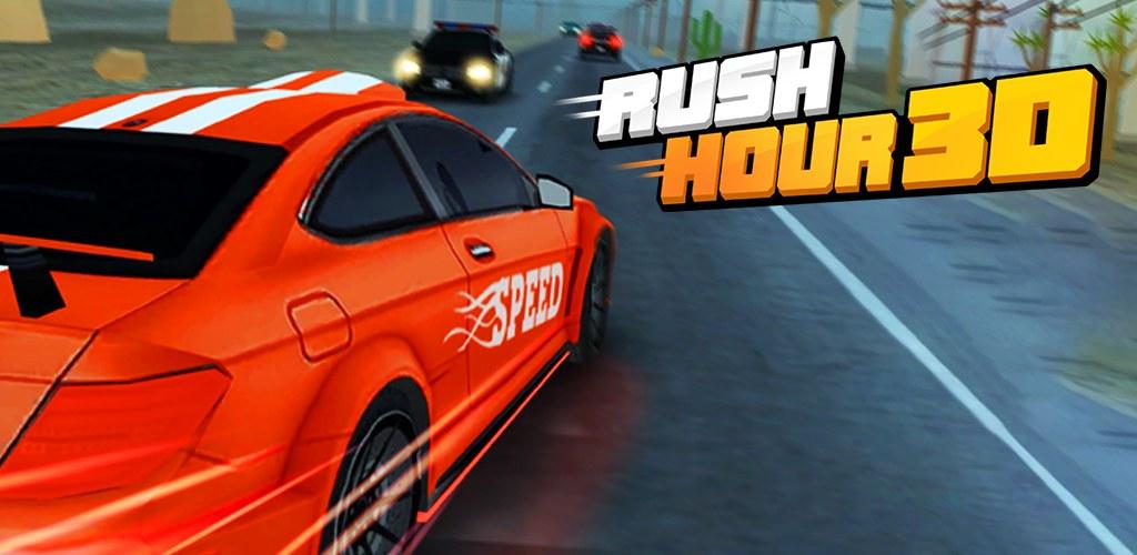 دانلودRush Hour 3D – بازی ساعت شلوغی اندروید + مود