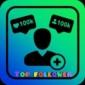 دانلود Top Follower - اپلیکیشن تاپ فالوئر برای اندروید
