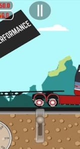 دانلود Trucker Joe – بازی جوی کامیون سوار اندروید + مود