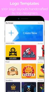 دانلود Logo Maker - Logo Creator, Logo Templates - برنامه ساخت لوگو در اندروید
