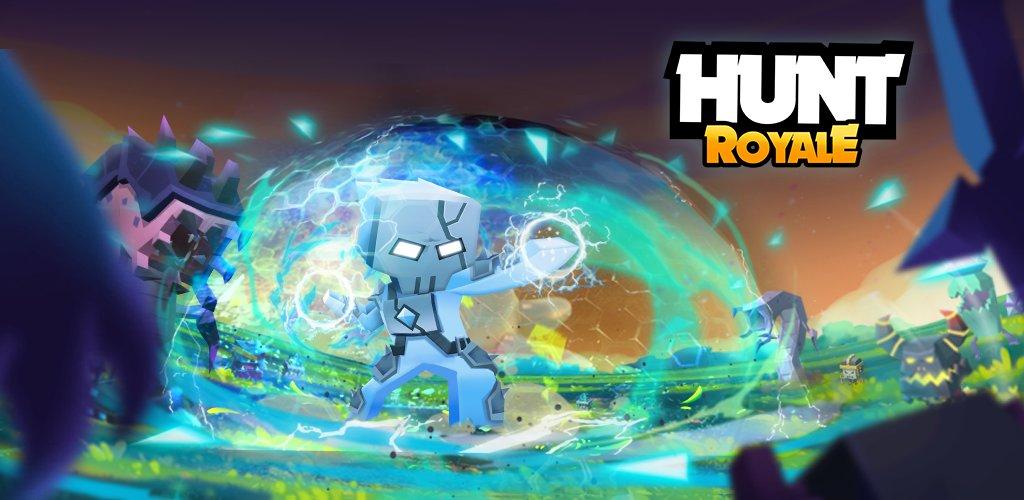 دانلود Hunt Royale mod - بازی اکشن شکارچی پادشاهی اندروید + مود