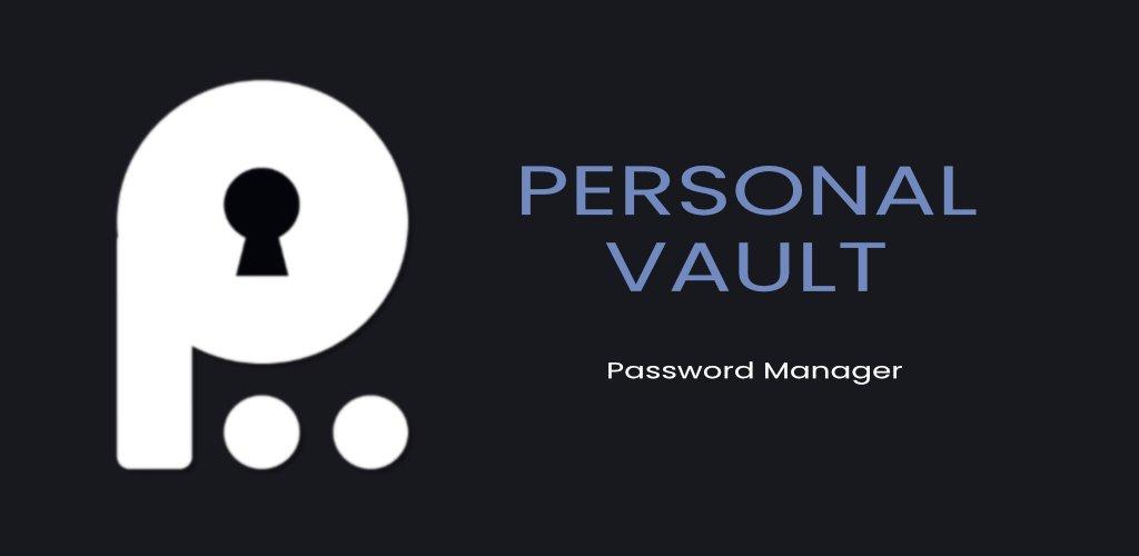 دانلود Personal Vault PRO - برنامه مدیریت و محافظت از پسورد در اندروید