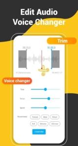 دانلود Voice Recorder: MP3 Audio Recorder+Sound Recording premium - پیشرفته ترین برنامه ضبط صدا اندروید