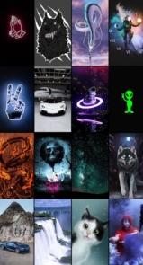 دانلود Wallcraft – Wallpapers Full HD Backgrounds premium - برنامه تصاویر زمینه 4 بعدی اندروید!