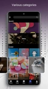 دانلود X Live Wallpaper - برنامه جالب و پر امکانات لایو والپیپر اندروید!