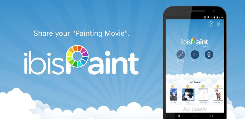 دانلود ibis Paint X premium - بهترین برنامه طراحی و نقاشی اندروید