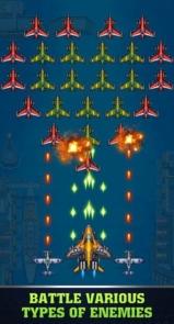 دانلود A 1945 Air Force mod - بازی آرکید