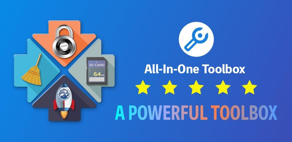 دانلود All-In-One Toolbox Pro - جعبه ابزار بهینه ساز اندروید