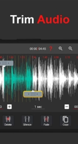 دانلود AudioLab premium - حرفه ای ترین برنامه ویرایش فایل صوتی اندروید