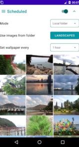 دانلود Daily Wallpapers premium - برنامه تصاویر زمینه روزانه اندروید
