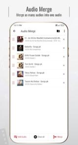 دانلود Mstudio premium - پیشرفته ترین و حرفه ای ترین ویرایشگر موزیک اندروید