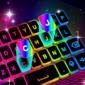 دانلود Neon LED Keyboard - RGB Lighting Colors premium - برنامه کیبورد نئونی اندروید