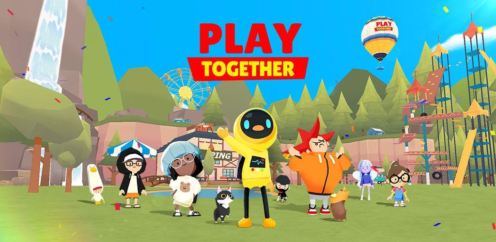 """دانلود Play Together mod - بازی کژوال """"بازی با یکدیگر"""" اندروید + مود"""