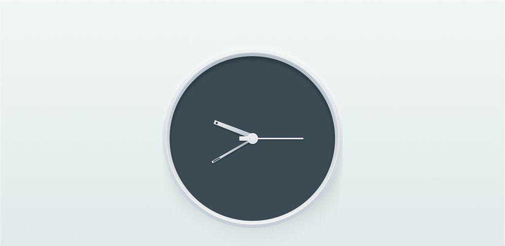 دانلود Pomodoro Timer Clock premium - برنامه تایمر ساده پومودورو اندروید
