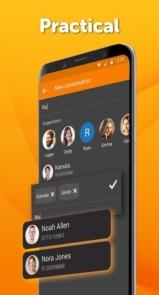 دانلود Simple SMS Messenger premium - برنامه ساده مدیریت sms اندروید