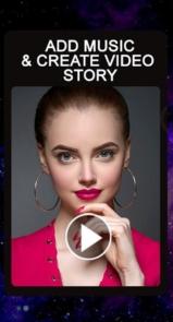 دانلود Video Maker with Photo and Music premium - برنامه ساخت آسان اسلایدشو در اندروید