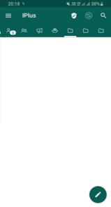 دانلود iplus msg - پیام رسان آی پلاس برای اندروید