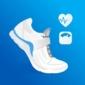 Pacer Pedometer Free Walking Step Tracker App - logo